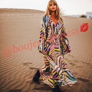 H&M Studio Collection Patterned Dress